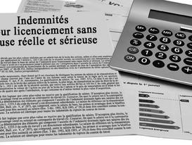 Stocks Options Et Indemnite Pour Licenciement Sans Cause Reelle Et