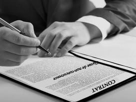 Agents Generaux D Assurances Validite De La Clause De Non