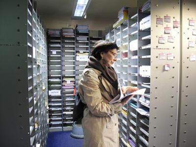 Médiatrice - Archives