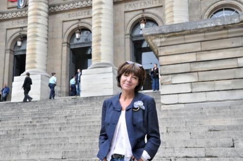 Pascale Robert-Diard - Palais de justice